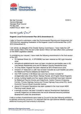 2Letter-to-Council-re-Kogarah-LEP-Amendment-2-Finalisation